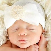 Newborn Baby Flower Hats