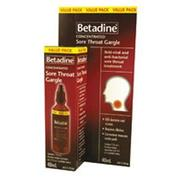 Betadine Sore Throat Gargle Concentrated 40 ml