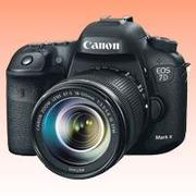 New Canon EOS 7D Mark II DSLR Camera Kit with 18-135mm IS STM Lens (FREE INSURANCE + 1 YEAR AUSTRALIAN WARRANTY)