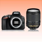New Nikon D5600 24MP Kit AF-S (18-140 VR) Digital SLR Camera Black (FREE INSURANCE + 1 YEAR AUSTRALIAN WARRANTY)
