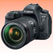New Canon EOS 6D Mark II with 24-105mm f/4L IS II USM Digital Cameras (FREE INSURANCE + 1 YEAR AUSTRALIAN WARRANTY)