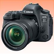 New Canon EOS 6D Mark II with 24-105mm IS STM Digital Cameras (FREE INSURANCE + 1 YEAR AUSTRALIAN WARRANTY)