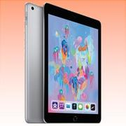 New Apple Ipad (9.7) 128GB 4G (2018) Tablet Space Grey (FREE INSURANCE + 1 YEAR AUSTRALIAN WARRANTY)