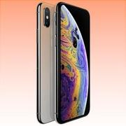 New Apple iPhone XS Max 256GB 4G LTE Silver (FREE INSURANCE + 1 YEAR AUSTRALIAN WARRANTY)
