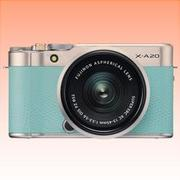 New Fujifilm X-A20 16MP (15-45) Kit Green (FREE INSURANCE + 1 YEAR AUSTRALIAN WARRANTY)