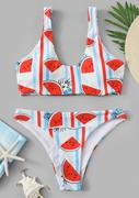 Watermelon Sexy Bikini Set