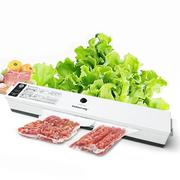 Black Household Food Vacuum Sealer