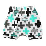 Casual Printed Baby Boys Shorts