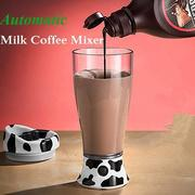 Electric Automatic Milk Coffee Mixer Chocolate Milk Mixing Cup
