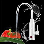 Tankless Electric Water Heater Faucet Kitchen Heating Hot Cold Water Tap Kitchen Accessories