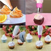 Cake Dessert Decorators Icing Piping Bag Cream Pastry Bags with Nozzles Pastry Converter Bakeware