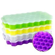 DIY Ice Cream Tools Silicone Honeycomb Ice Cream Maker Ice Cube Tray Ice Maker