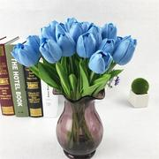 10PCS Fake Artificial Silk Flowers