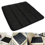Bamboo Charcoal Breathable Seat Cushion Cover Pad Mat Car Home Office Chair Cover