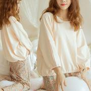 Comfortable Loose Modal Soft Sleepwear