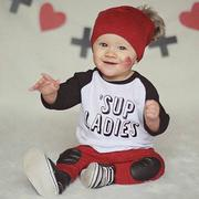 Autumn Winter Baby Clothing Suit