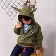 Boys Girl Pizex Jackets
