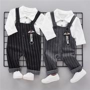 2pcs Long Sleeve Baby Clothes Set