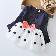 Girls Long Sleeve Lolita Dresses