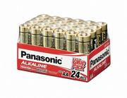 Panasonic AAA 24 Pack Alkaline Battery