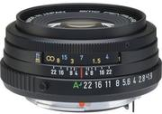 Pentax FA 43mm f/1.9 Black Lens - Limited Edition