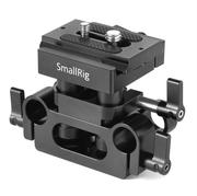 SmallRig Universal 15mm Rail Support System Baseplate - DBC2272B