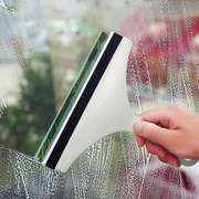 Window Cleaning Glass Wiper