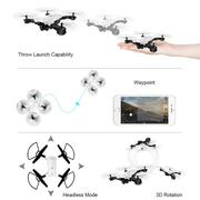 Flytec T17 720P Double Cameras Foldable RC Quadcopter