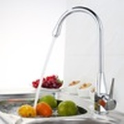 Free shipping [B&R] new 2014 tap kitchen chromed single handle retail  kitchen faucet kitchen tap BR-9113