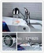 pull out spray kitchen sinks faucets dual flow mixers taps hot and cold water torneira torneira cozinha banheiro chuveiro